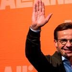 Ulf Kristersson, a kávészünet-politikusnak csúfolt kormányfőjelölt