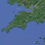 Egy brit átúszta a La Manche csatornát – hosszában