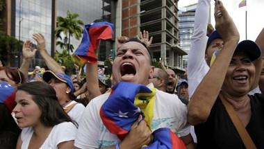 Venezuela közeledik az igazság pillanatához