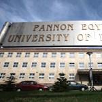 Idén a legmagasabb felvételi ponthatár 462 pont volt a Pannon Egyetemen