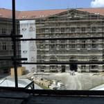 Jövő tavaszra újul meg a Ludovika Campus főépülete