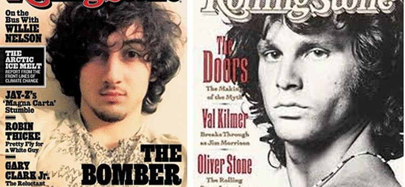 Hatalmas botrányt kavart a Rolling Stone legfrissebb címlapja – fotó