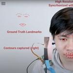 Videó: Megcsinálták a fejhallgatót, ami képes látni az ember arckifejezéseit
