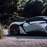 Egy üzletember kapásból öt darab 425 millió forintos hipersportkocsit vett