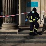 Ez lehet a német történelem egyik legnagyobb műkincsrablása: kirabolták a drezdai palotát