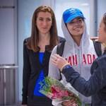 Már Kanadában van a szaúdi családjától elmenekült tinédzser