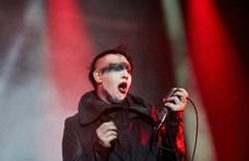 Nemi erőszak, vagdosás késsel: újabb vádak Marilyn Manson ellen