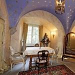 Könnyező házigomba fertőzött a magyar kastélyban