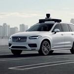 Itt a Volvo és az Uber sorozatgyártásra kész önvezető autója