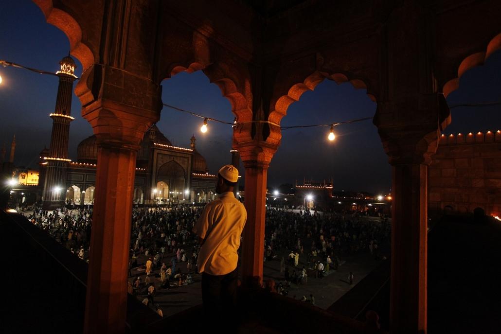 Ramadan vallási ünnep muszlim világ nagyítás