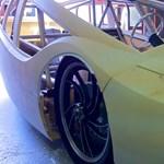 A világ első működő autója, ami 3D nyomtatóval készült [videó]