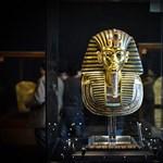 Kiderült az igazság Tutanhamon maszkjáról
