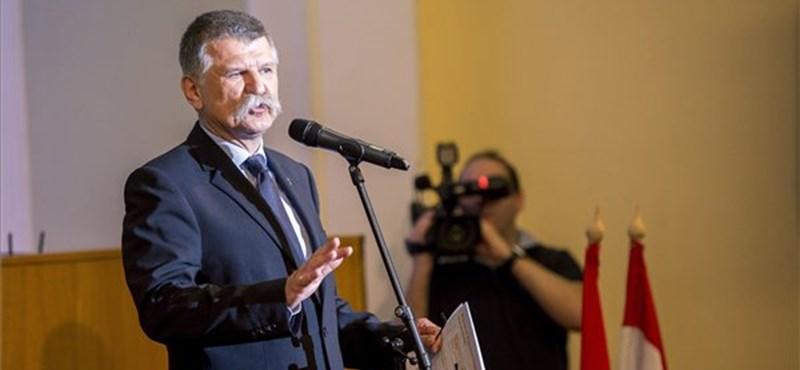Húszezer oroszt vár Kövér a Parlamentbe