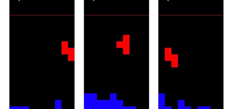 Elkészült a világ legjobb Tetrisze, mindig a legjobb alakzat jön benne
