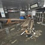 Óriási pusztítást végzett Sandy a New York-i metróban – videó
