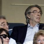 """Moratti: """"Coutinho jelentheti a különbséget a milánói rangadón"""""""