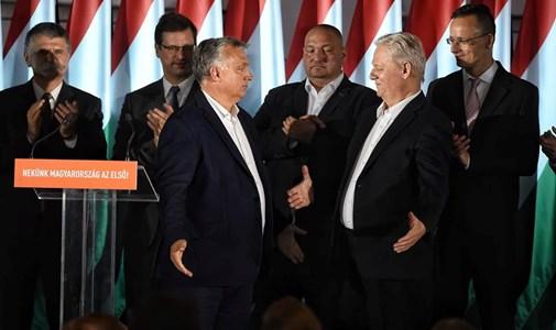 Együttműködést ajánlott Budapestnek Orbán Viktor - percről percre
