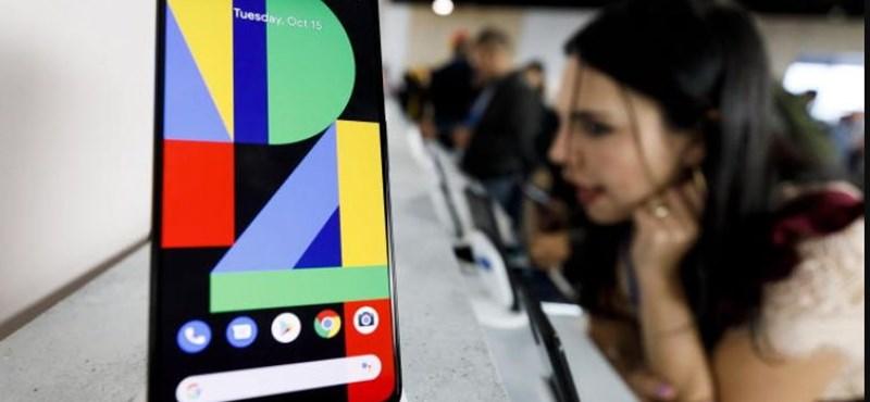 Kijavítja a Google a Pixel 4-ek egyik bosszantó hibáját