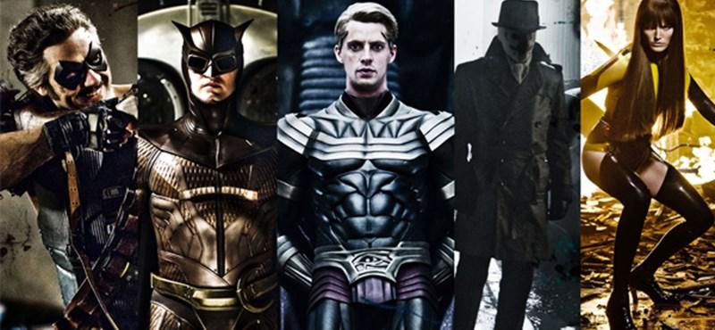 Az HBO már tárgyal a Watchmen sorozatról