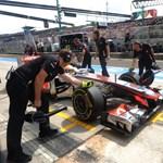 Hamilton elismerte: megint hibázott, csapata jobbat érdemel
