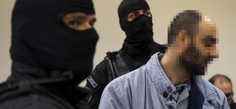 Újra meghosszabbították Ahmed H. idegenrendészeti őrizetét