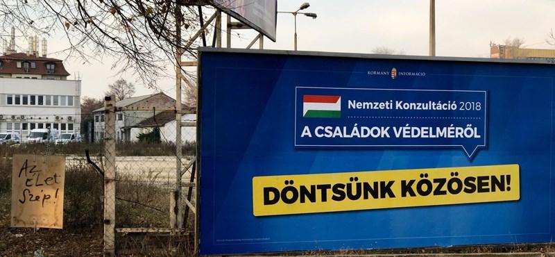 Nemzeti konzultáció: telefonon kampányol a Fidesz, majd örömteli karácsonyi készülődést kívánnak