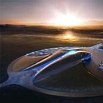 Felavatták a világ első kereskedelmi űrkikötőjét