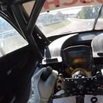Ilyen belsőkamerás felvételt ritkán látni a Nürburgringről – videó