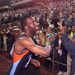 Mini stroke-ot kapott a négyszeres olimpiai bajnok sprinter, Michael Johnson