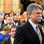 DJ Kövér a Parlamentben adta elő a Tudatfoglaló Háborút
