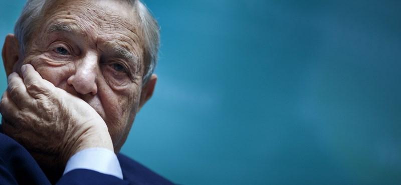 Üzent Soros fia: továbbra is fontosak számukra a magyar civilek