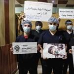 Lavrov: meg kell büntetni a szíriai gáztámadás felelőseit