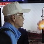 Japán felé lőtt ki rakétát Észak-Korea
