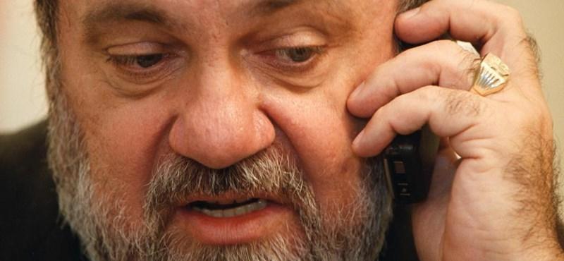 Hír Tv, kokain: Helmeczy Lászlót felmentették