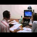 Videó: felállva szurkoltak Gyurtának az Eurosport riporterei
