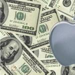 Pörög az iPhone, lanyhul az iPad, rekord a bevétel