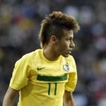 """Neymar: """"Kaká egy legenda"""""""