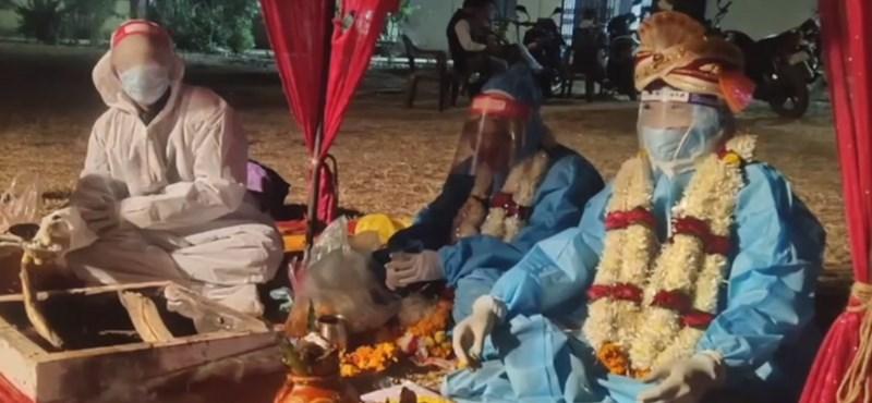 150 millióan is részt vehetnek az indiai hindu fesztiválon, az egészségügyi minisztérium aggódik