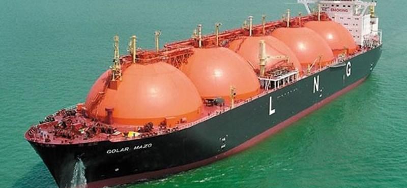 Ausztrália beborítja a cseppfolyós gáz világpiacát