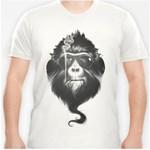 A nap pólója: elégedetten slukkoló gorillahaver