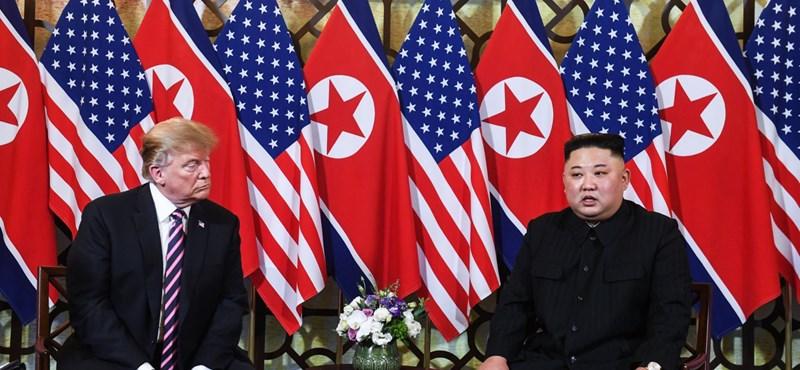 Kudarccal ért véget Trump és Kim Dzsongun csúcstalálkozója