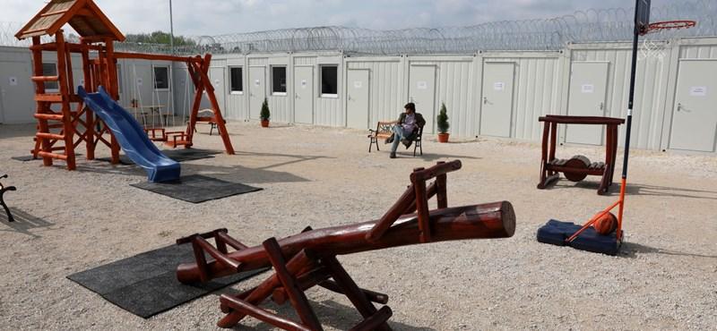 Helsinki: a menedékkérő gyerekek fele fogoly, Gruevszki pedig egyenlőbb az egyenlők között