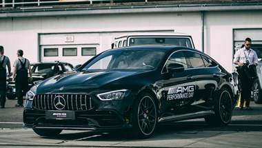 Itt aztán kiderült, melyik is az igazi Mercedes-AMG