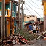 Hurrikán után kolera pusztít Haitin