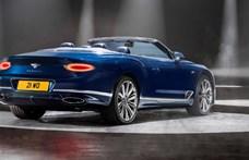 335 km/h végsebességű új kabrió a Bentleytől