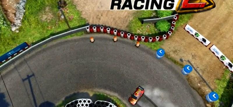 Február elején jön iOS-re a Reckless Racing 2 [videó]