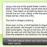 Egyperces teszt: hány szót tudtok legépelni egy perc alatt?