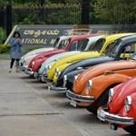 A Volkswagen bejelentette, hogy leáll a bogárhátúk gyártásával