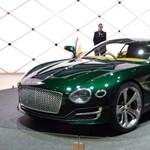 Olyan autók érkeznek a Bentley-től, amikre senki sem számított