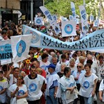 Három tanári szakszervezet megállapodott a minisztériummal